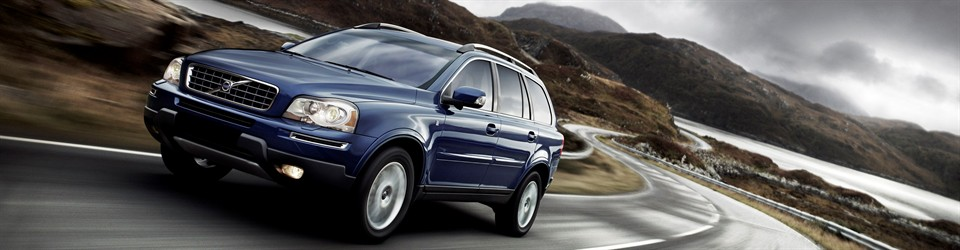 Volvo XC90 - Versions and Engines by year (2002 to 2014)