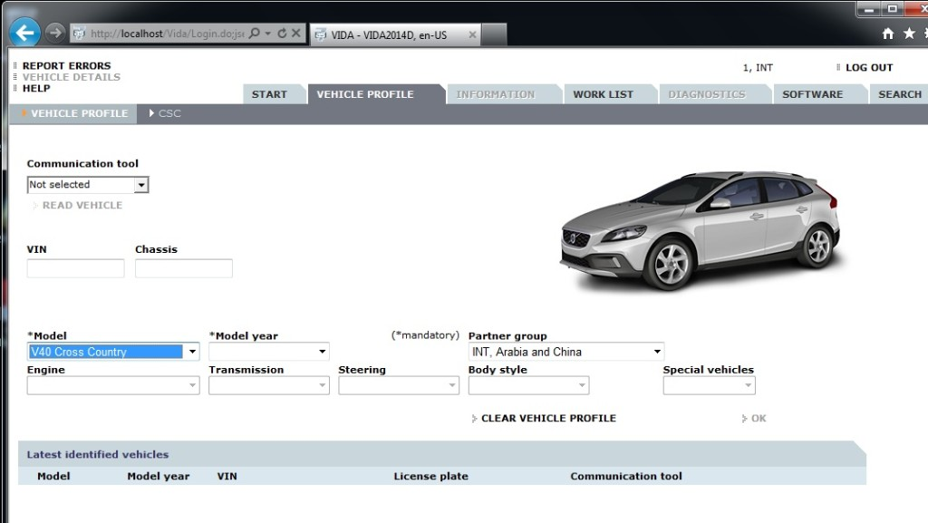 How to install Volvo VIDA 2014D