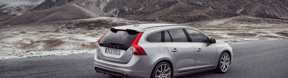Volvo S60, V60, S60 CC, V60 CC – Versions and Engines by year (2010 on)