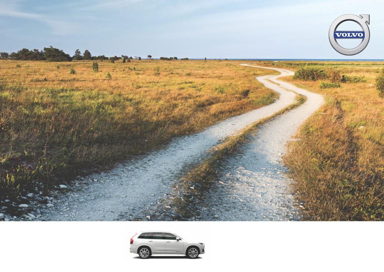 2016 Volvo Xc90 Sales Brochure Catalogue En Sa