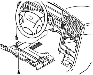 volvo 850 s70 v70 c70 how to replace the heater core Volvo S90 and on the passenger side remove the interior of the glove box 4 x t20 screws and then the 2 x t20 screws that hold the passenger side soundproof panel