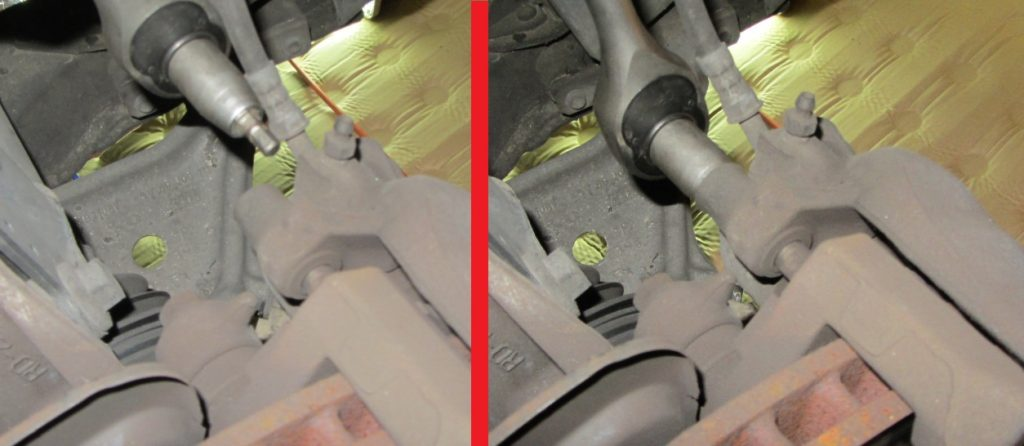 Volvo-S60-S80-V70-XC-REPLACE BRAKE PADS FRONT