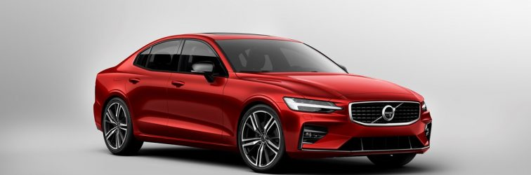 Volvo Cars launch new S60 sports sedan – the first Volvo car made in the USA