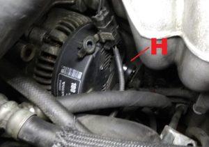 volvo_850_x70_replace_alternator_7_1