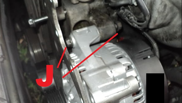 How Much To Replace Alternator >> Volvo 850 S70 V70 C70 Until 1998 How To Replace